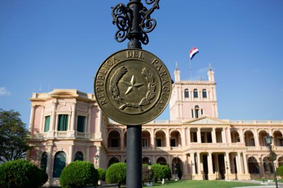 Nande Po'a : президентский дворец