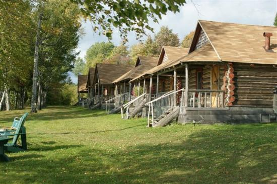 Eagle Lake Sporting Camps Historic Cabins