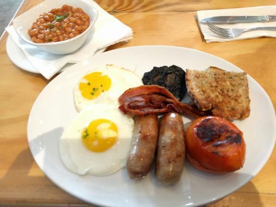 Mini Breakfast +Beans +Pork Sausage