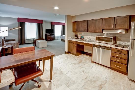 Branchburg, Nueva Jersey: Suite Kitchen