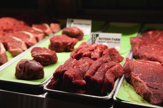 Peterborough, NH: Fresh Local Meat from Boyden Farm