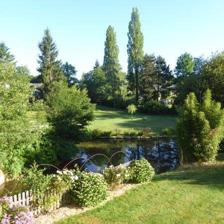 Le Moulin de Thuboeuf : Le Jardin