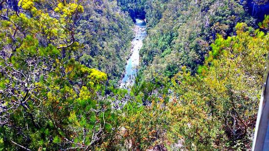 Chudleigh, Australien: View From Alum Cliffs