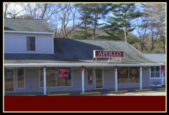 Windham, CT: Apollo Pizza Restaurant & Grill