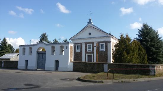 Catholic church of St. Michael the Archangel