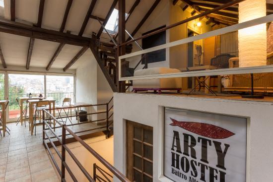 Arty Hostel