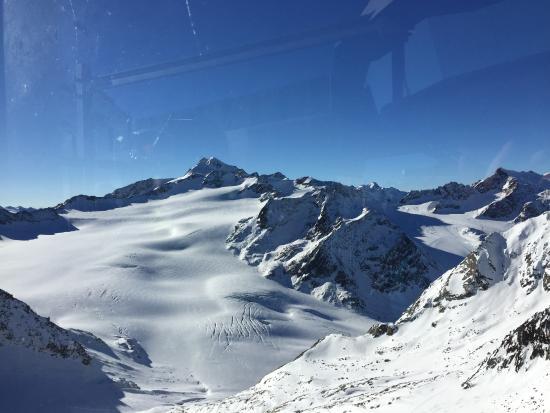 Hotel Liebe Sonne: Ledovec