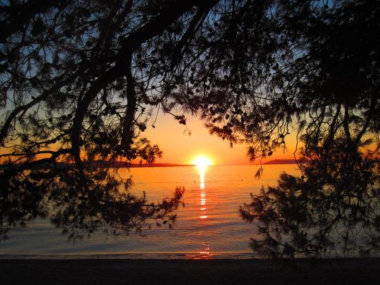 Zivogosce, Croacia: A sunset - all amazing