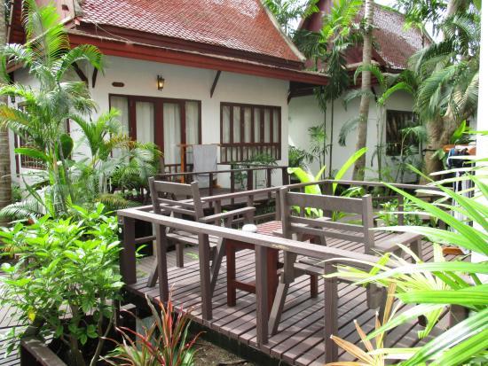 Royal Lanta Resort and Spa: Bungallow