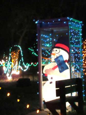 7th Annual Fantasy of LIghts, Vasona Lake Park, Los Gatos, C ...