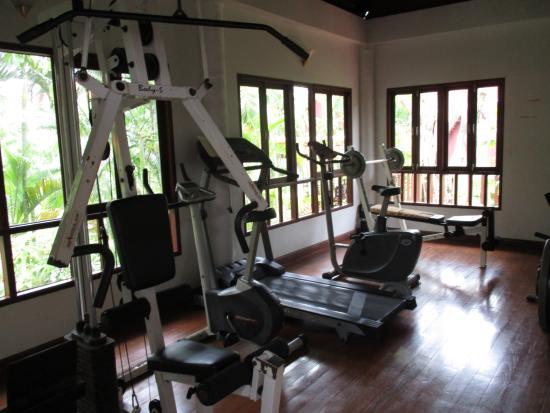 Royal Lanta Resort and Spa: Gym