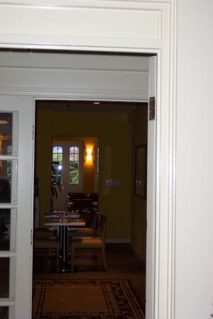 Wine Valley Inn & Cottages: Bon Vivant Gourmets - breakfast area