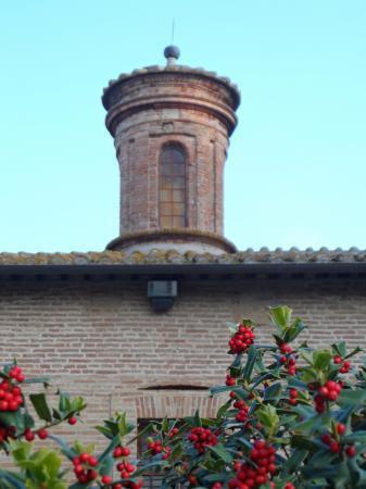 Santuario Madonna del Bagno: la cupoletta