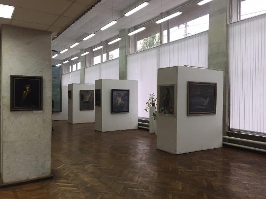 ‪Volgograd Artists' Union Exhibit Hall‬