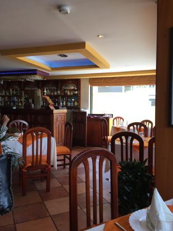 Esteban Grill Steak House: O ambiente