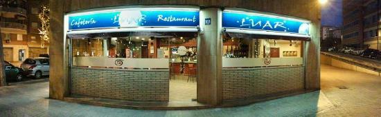 Cafeteria Restaurante Luar