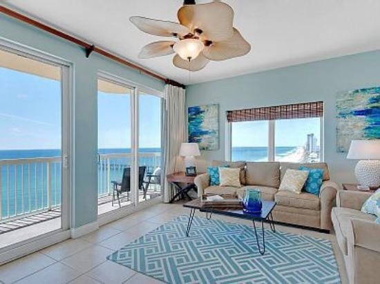 Calypso Resort & Towers: View from condo