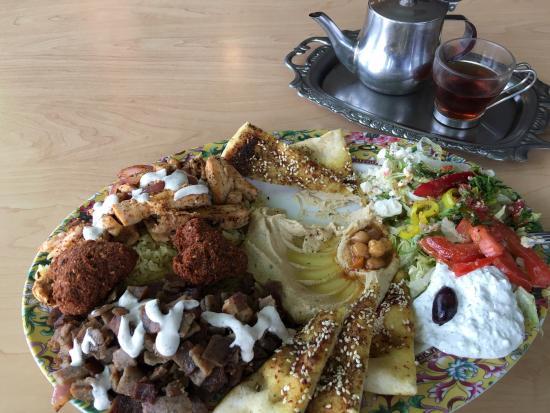 Heart of Jerusalem Cafe: photo1.jpg