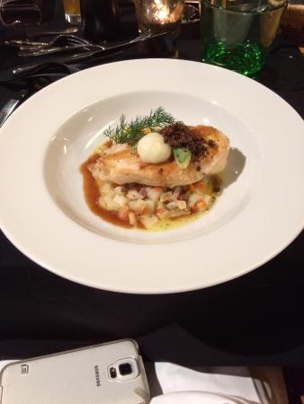 Hotel Lux Alpinae: Dinner