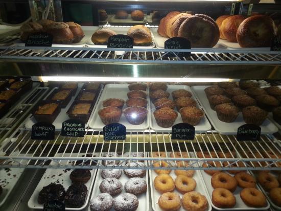 The Inn Bakery: Pastries