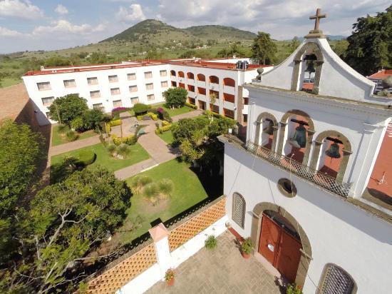 Mision La Muralla: Hotel y alrededores