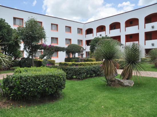 Mision La Muralla: Áreas verdes