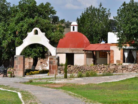 Mision La Muralla: Entrada principal