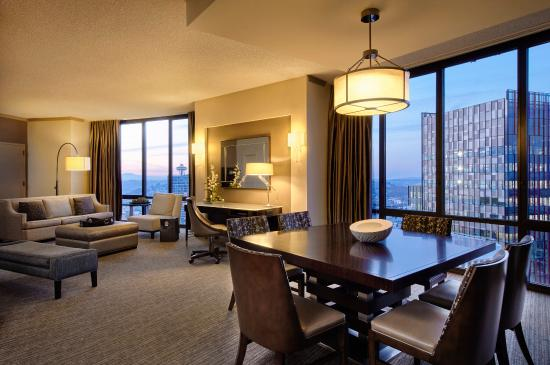 Westin Seattle Conference Rooms