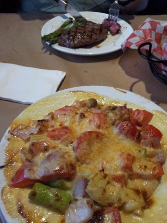 Edinboro, PA: Steak Dinner, and a Mac N Cheese Veggie
