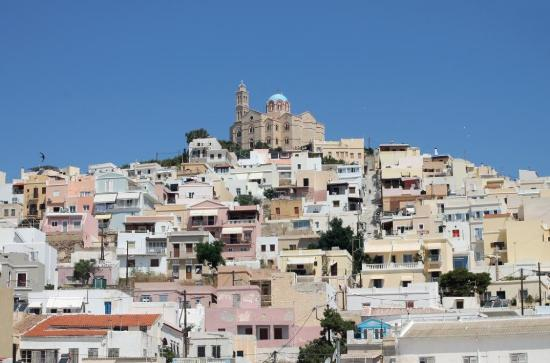 Restaurants in Syros