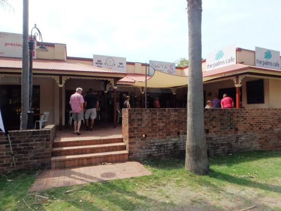 Stanwell Park, Australia: The Palms Cafe