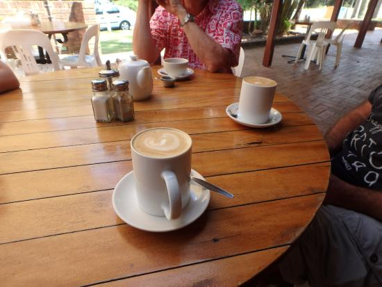 Stanwell Park, Australia: Great Coffee