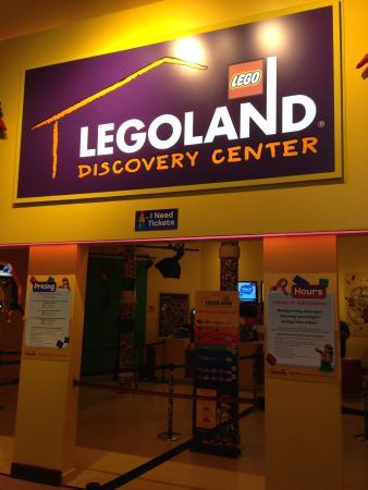 Legoland Grapevine TX - Picture of Legoland Discovery Center ...