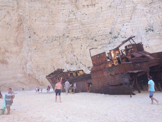 Ξενοδοχείο Αρκαδία: Shipwreck Cove