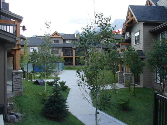 Copperstone Resort: garden