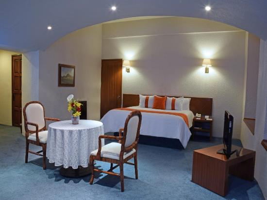 Mision Tlaxcala: MTR Suite