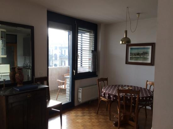 Central Apartments Tour As : Lounge / Dining room of the Dvor