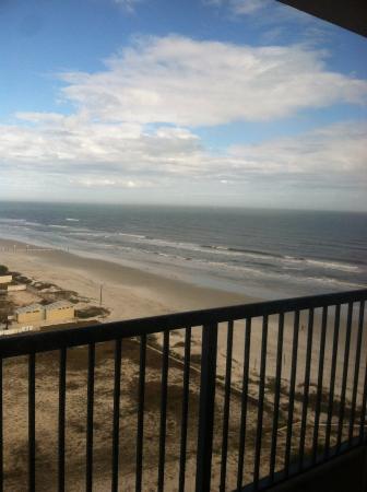 The Cove on Ormond Beach: balcony view
