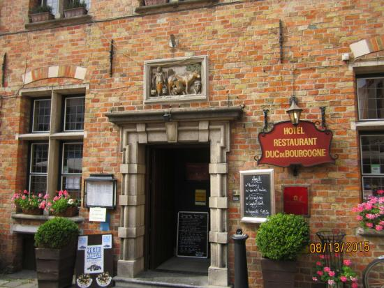 Duc De Bourgogne Restaurant Reviews