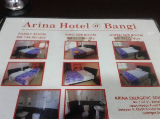 Arina Hotel at Bangi