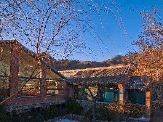 Brickyard Retreat at Mutianyu Great Wall: housed outside