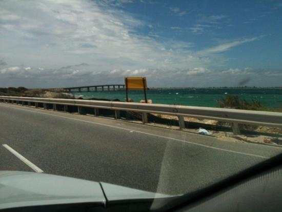 On The Causeway Picture Of Garden Island Causeway Bridge
