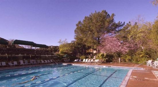 Avila Beach, كاليفورنيا: Our heated pool