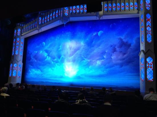 Prince Of Wales Theatre Stage