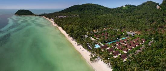 The Passage Samui Villas & Resort: Top view1