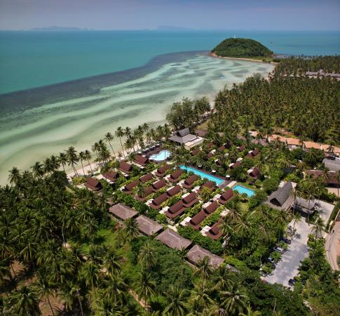 The Passage Samui Villas & Resort: Top view4