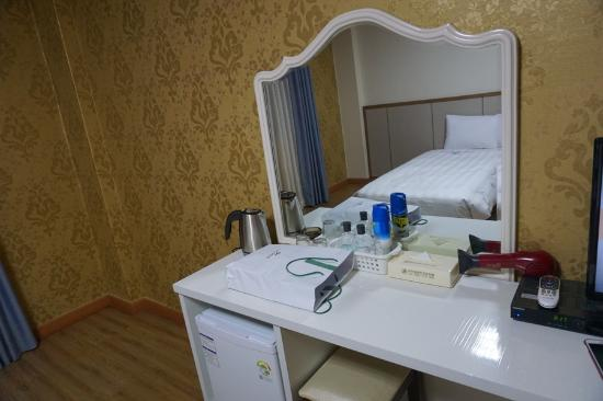 New Island Tourist Hotel: 트윈룸