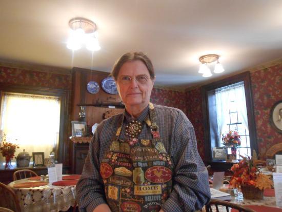 Council Grove, KS: Proprietor, chef, server and historian
