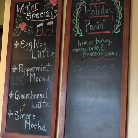 Dexter, MI: Specialty holiday coffees