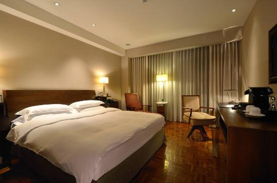 Les Suites Taipei Ching-Cheng: Guest Room